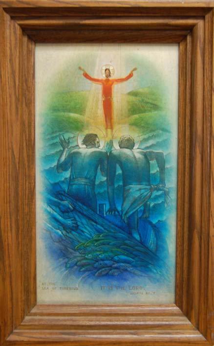 Painting - Resurrection