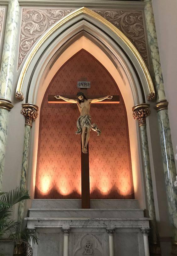 Custom crucifix