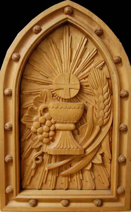 Tabernacle Door - Wood