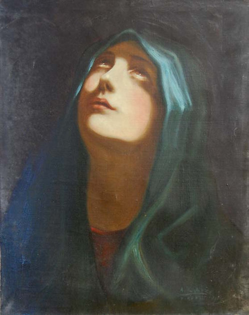 Painting - Mary