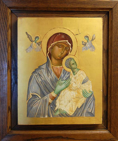 Painting - Our Lady of Perpetual Help