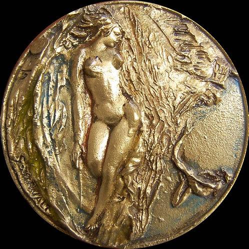 Sculpture Relief - Medallion