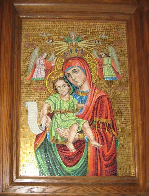 Mosaic - Our Lady of Perpetual Help