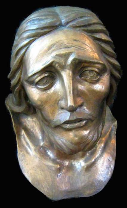 Sculpture - Bust of Christ