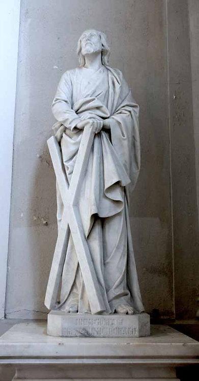 Statue - St. Andrew