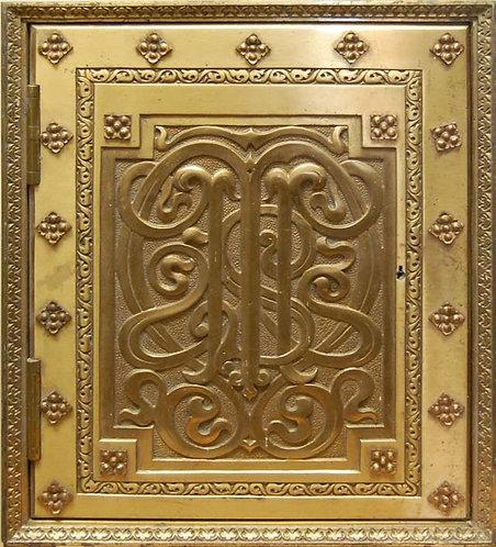 Tabernacle Door - Bronze