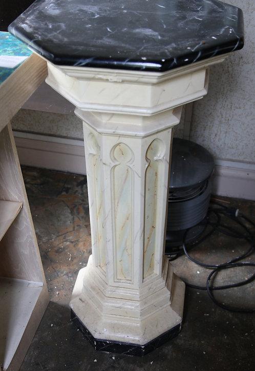 Pedestal - Sacristy