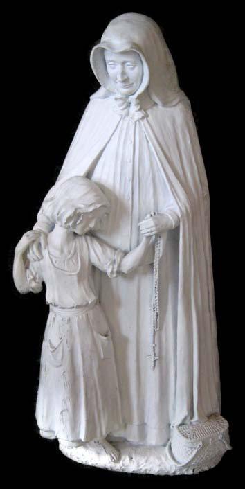 Statue - St. Mother Pauline von Malinkodt