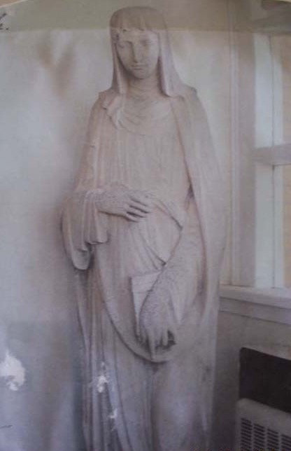 Statue - Blessed Mother