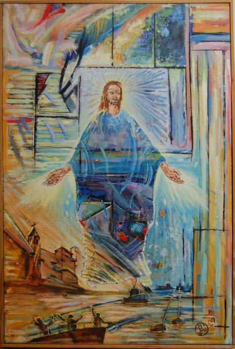 Painting - Resurrection