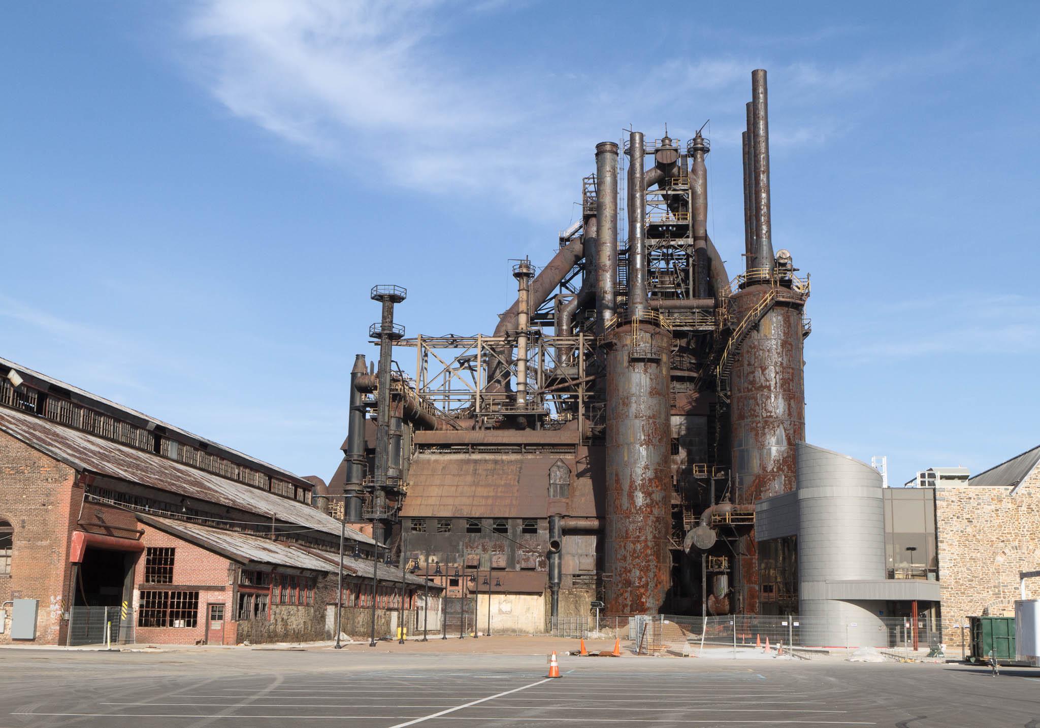 Bethlehem Steel, 2012
