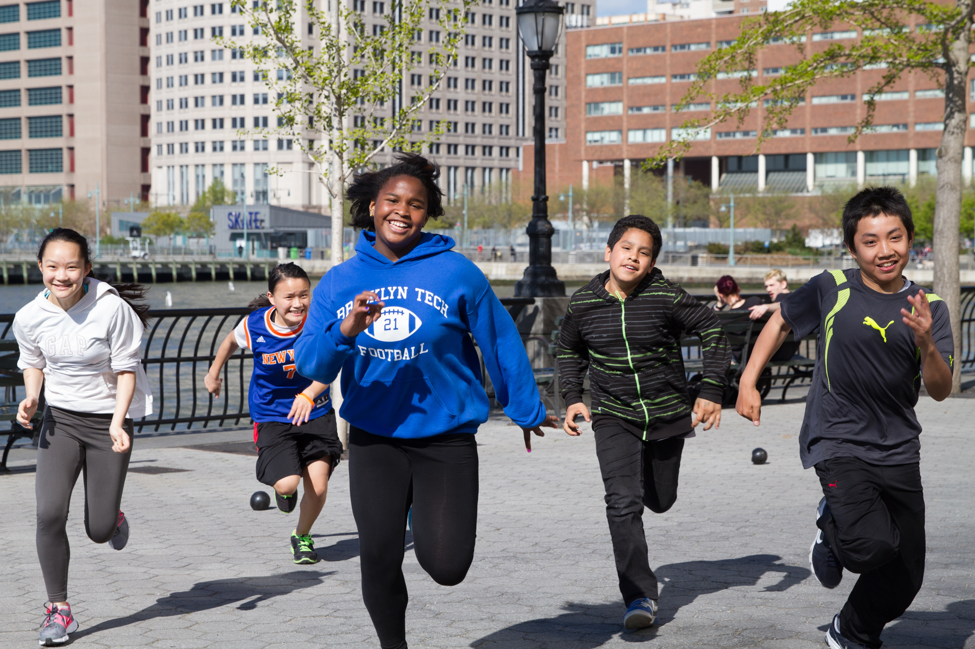 Manhattan Youth, Track