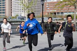 Manhattan Youth, Track