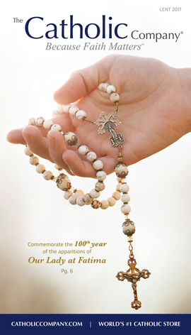 The Catholic Company Catalog Cover | February 2017