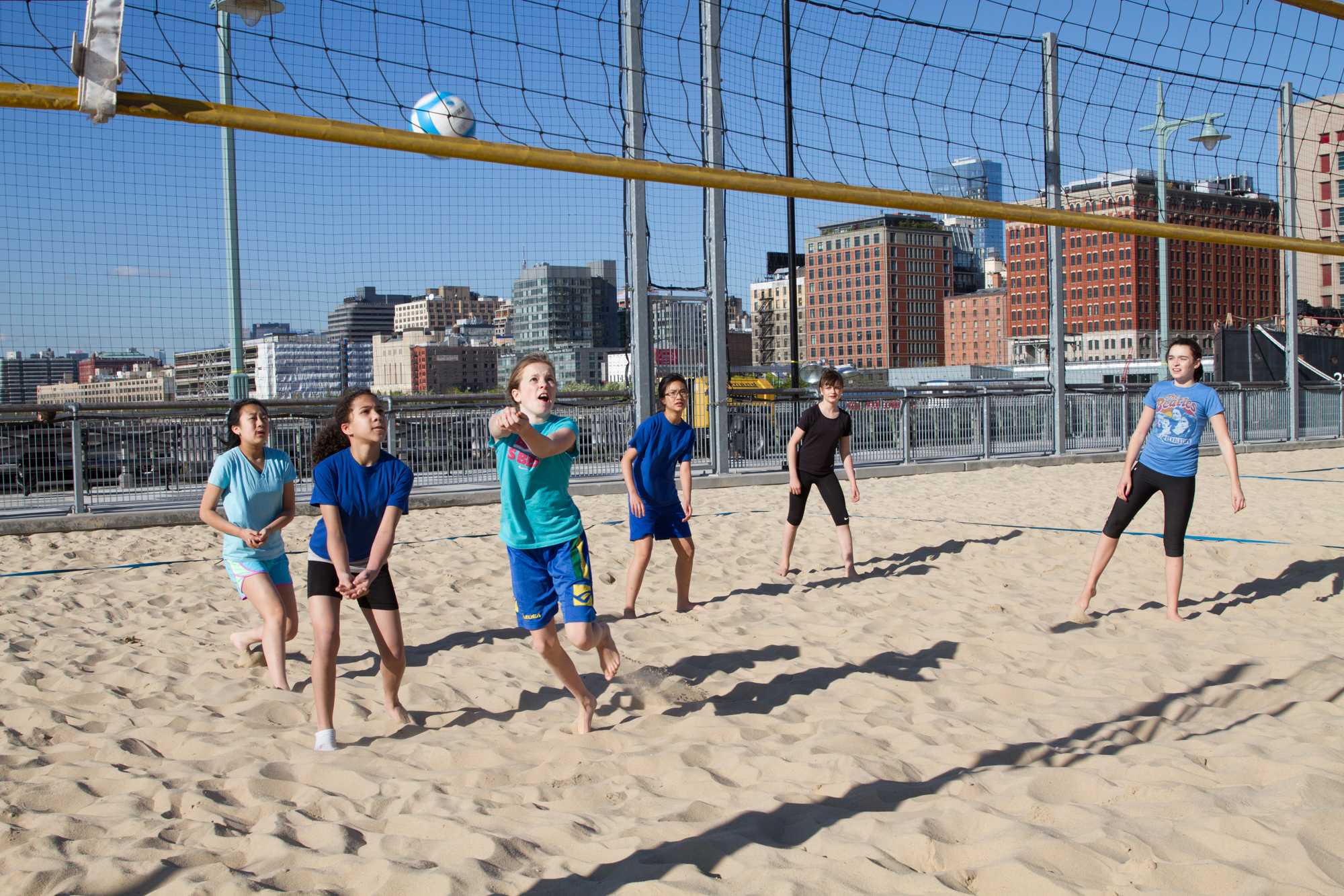 Manhattan Youth, Beach Volleyball
