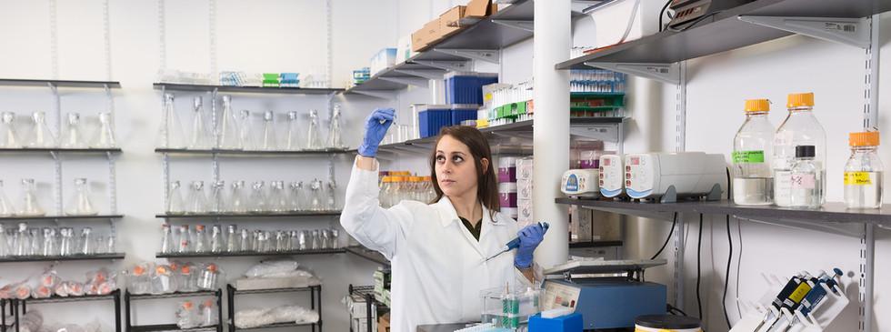 TetraGenetics - Experiment