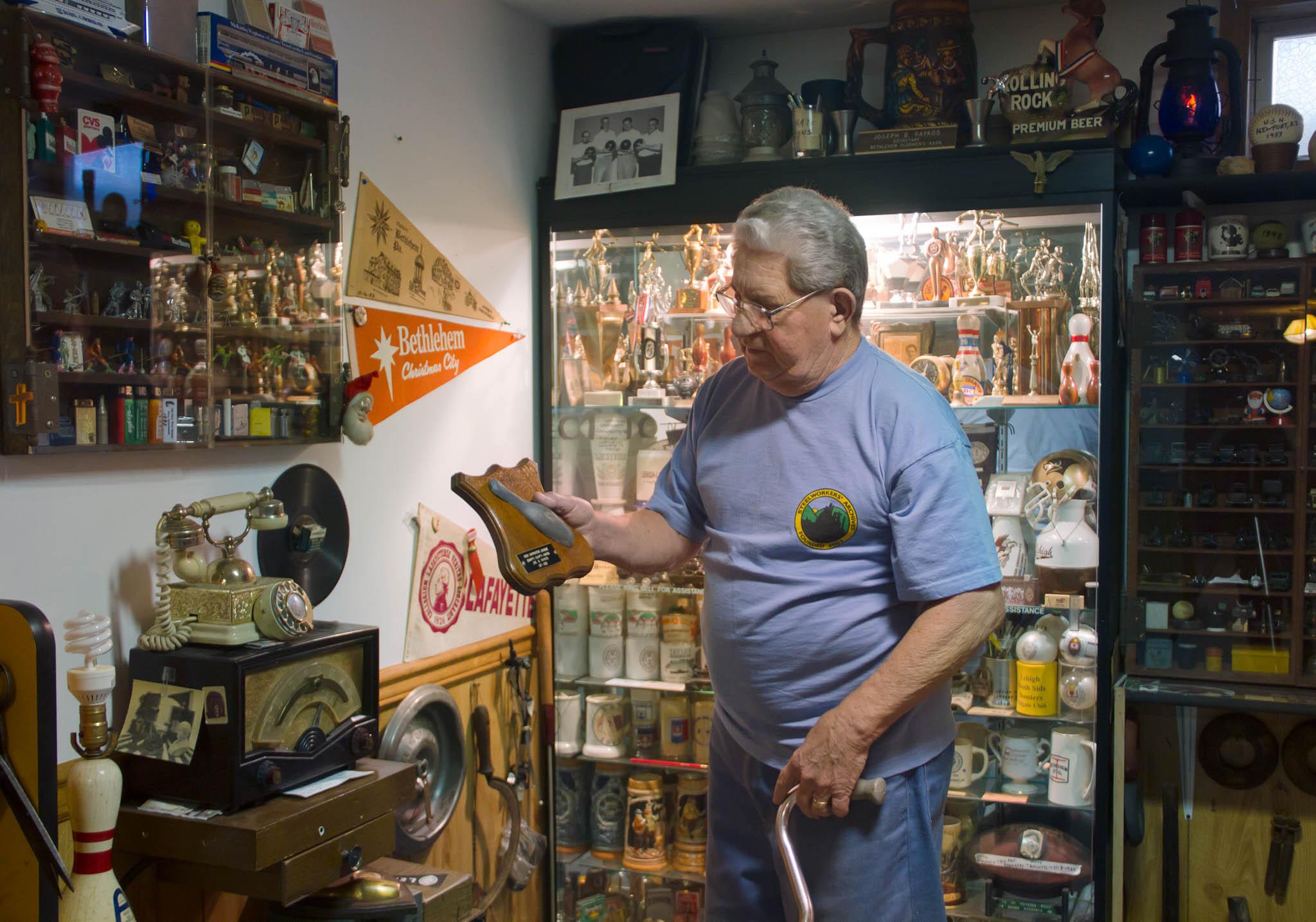 Joe Raykos, 2011
