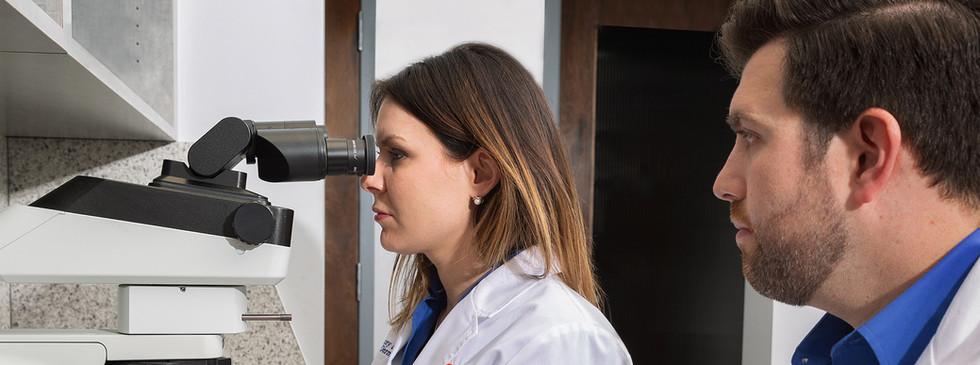 Dermatology Group of the Carolinas - Microscope