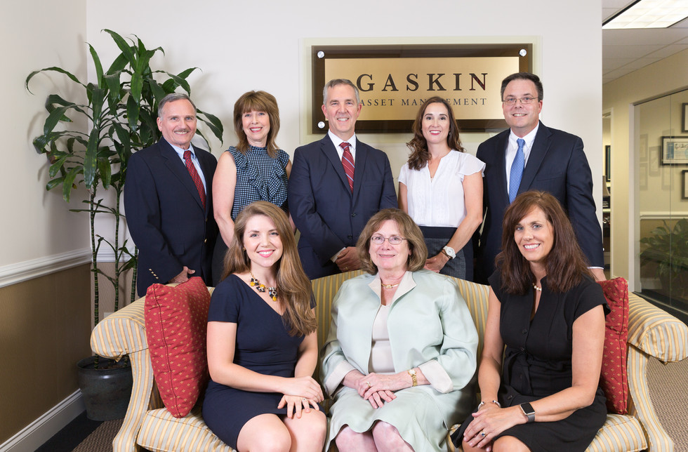 Gaskin Asset Management - Group 1