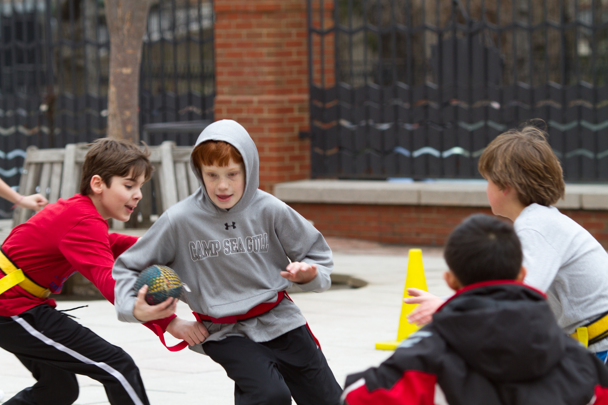Manhattan Youth, Flag Football