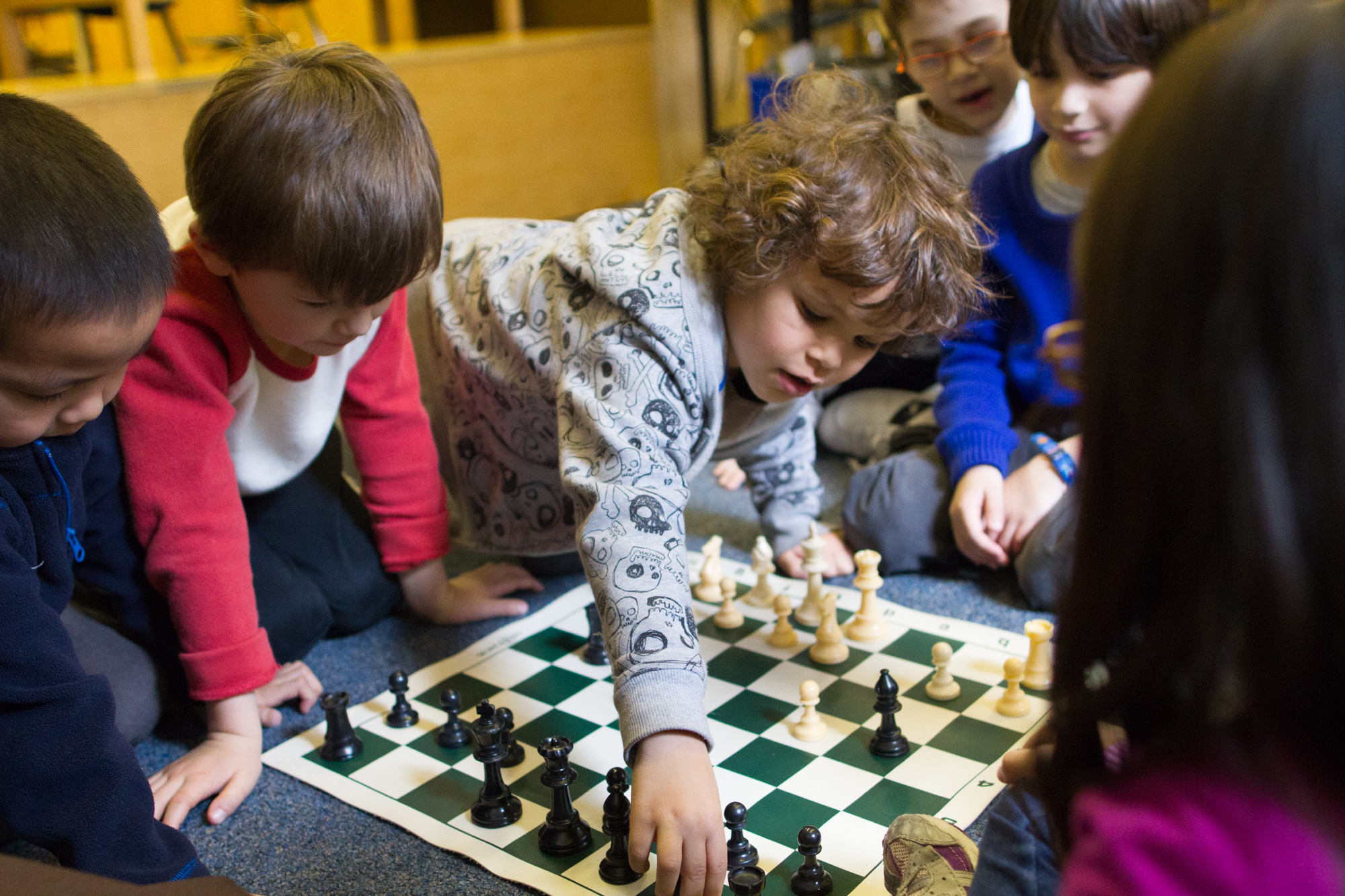 Manhattan Youth, Chess