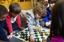 Manhattan Youth, Chess