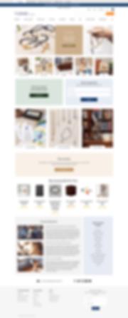 Redesigned Catholic Company Website