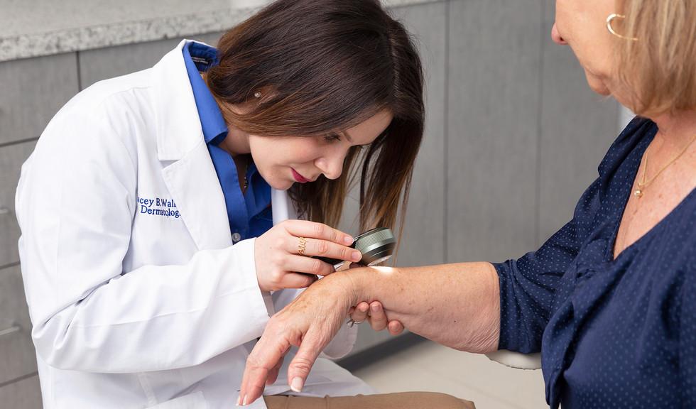 Dermatology Group of the Carolinas - Exam 2