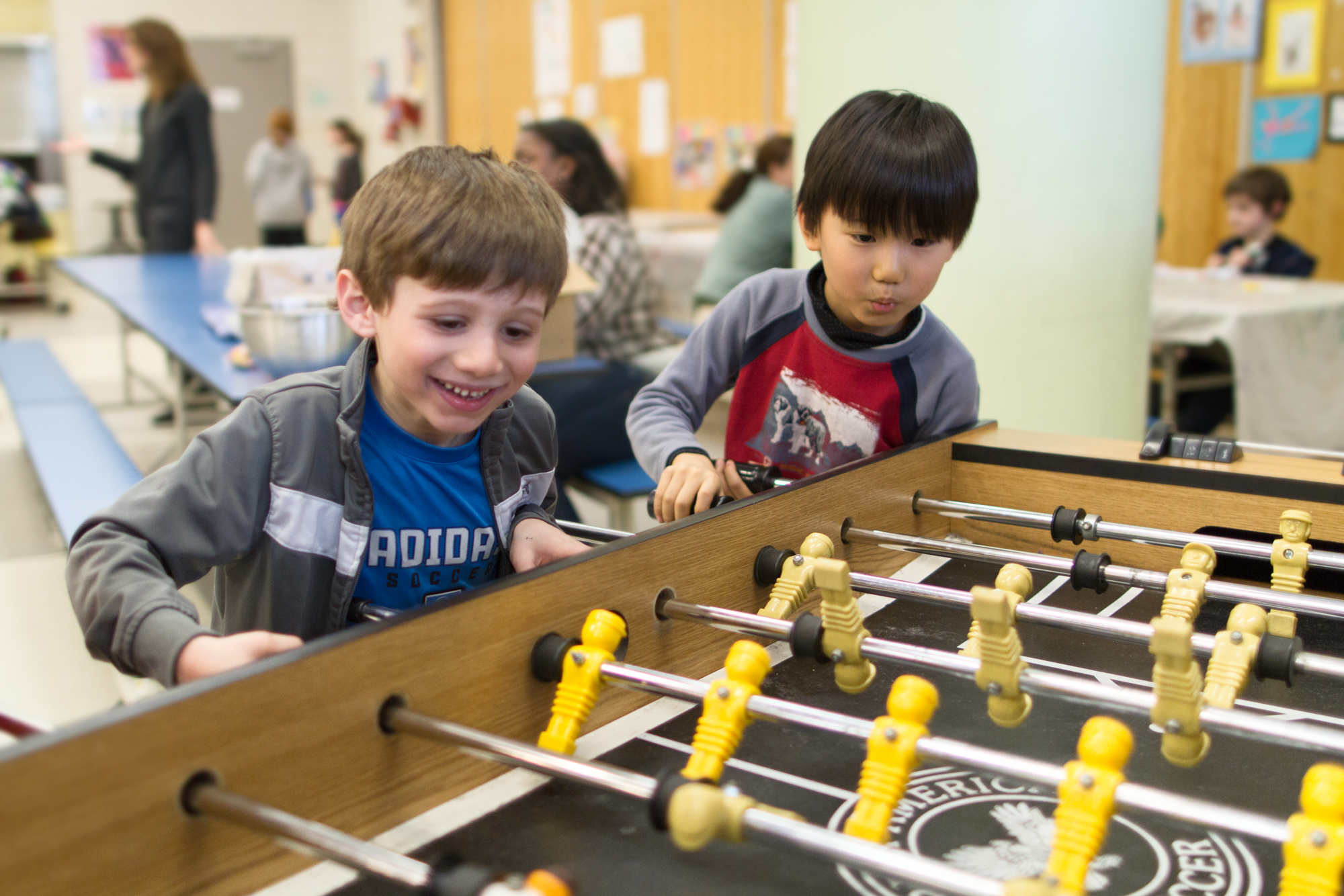 Manhattan Youth, Foosball