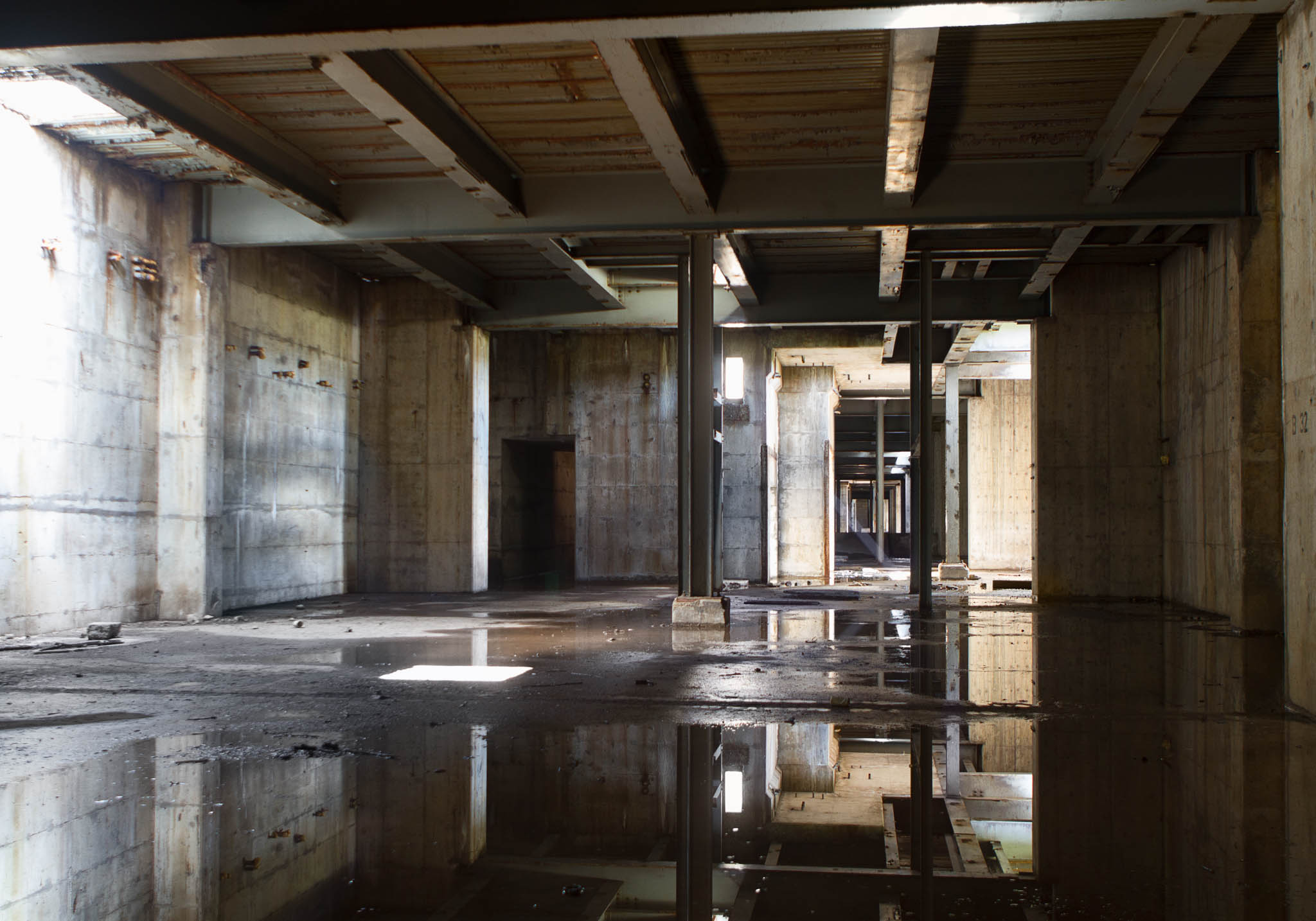 Underground Engine Room, 2012