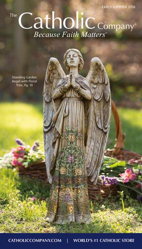 The Catholic Company Catalog Cover | May 2018