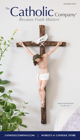 The Catholic Company Catalog Cover | July 2017