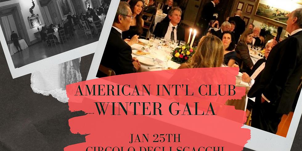 American Club Winter Fundraiser Gala