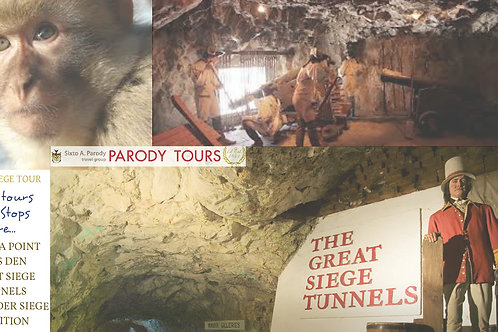 GREAT SIEGE TUNNELS TOUR