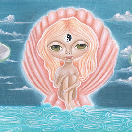 Aphrodite and the Aliens
