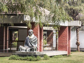 Gandhi Ashram : Ahmedabad