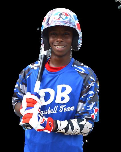 EL NICHE Dawell Joseph SS 2023 Class From El Niche Baseball Academy.png