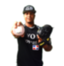 Mejia  Stanly Castillo RHP 2018 Class Me