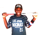 EL NICHE Jalvin Arias OF 2023 Class from