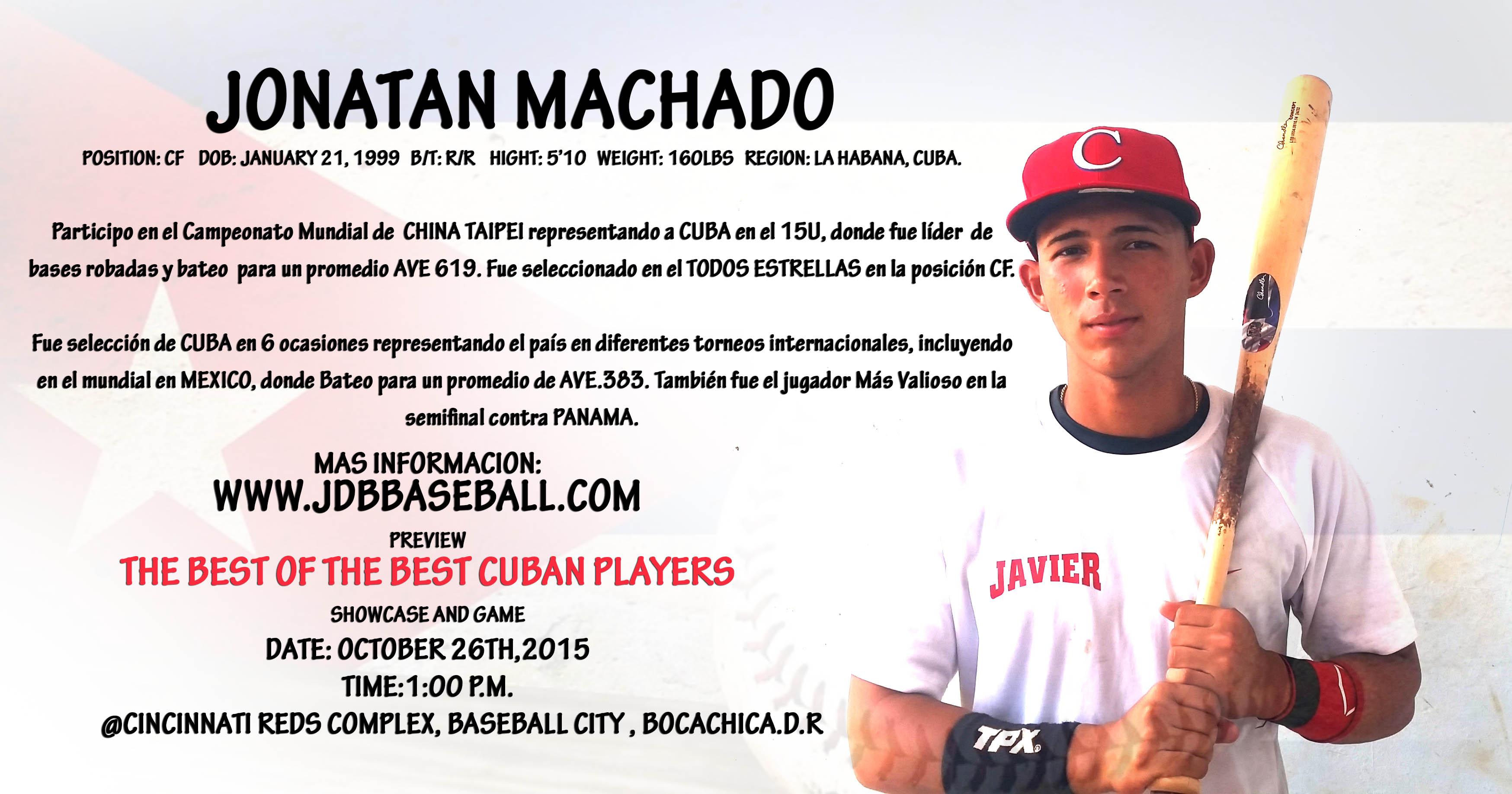 Jonatan Machado