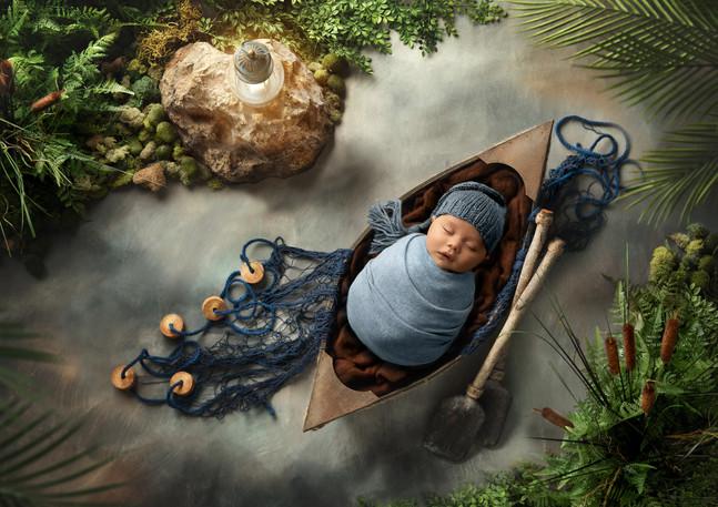 Space Coast Newborn Photographer