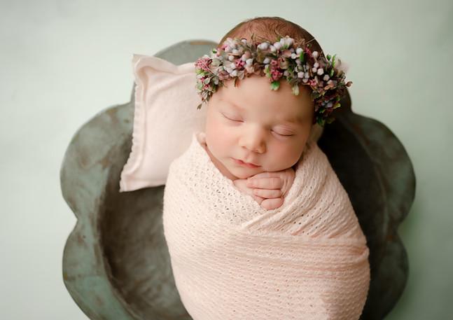 best spacecoast newborn photographer