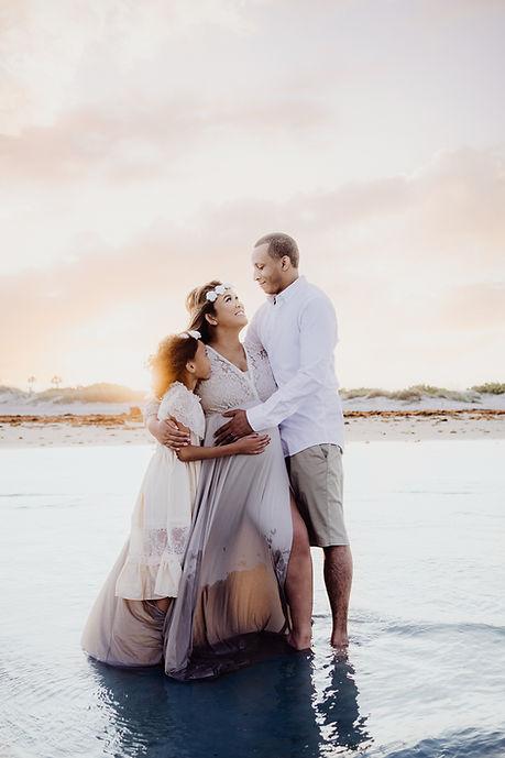 Space Coast Maternity Photographer