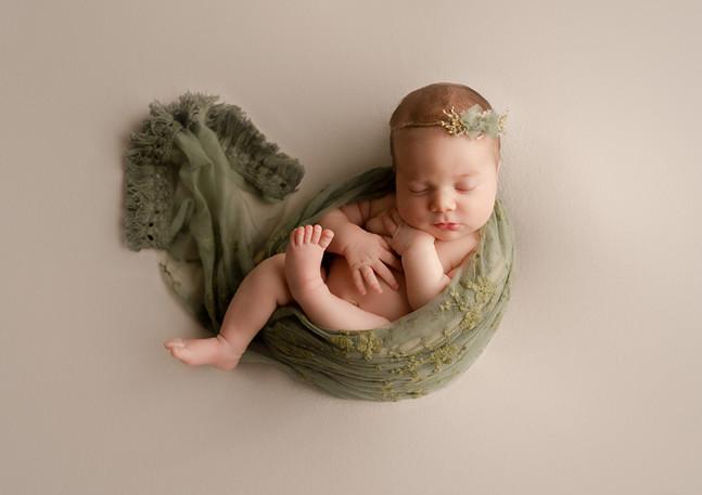 merritt island newborn photographer