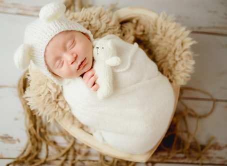Newborn Portrait Studio in Satellite Beach, Florida