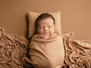Baby Boy Newborn Photography Session -Merritt Island Newborn Photographer