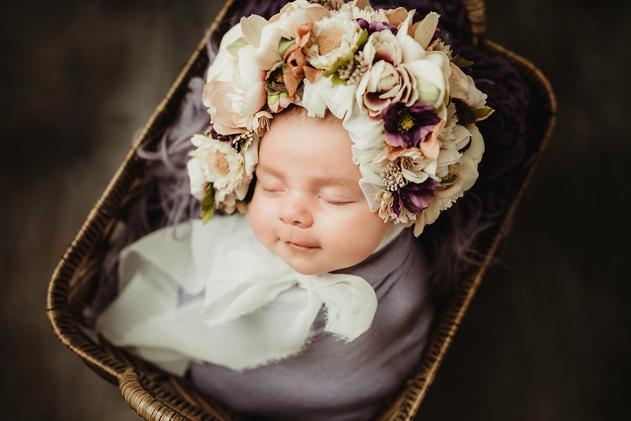Baby Girl Newborn Brevard Florida.jpg