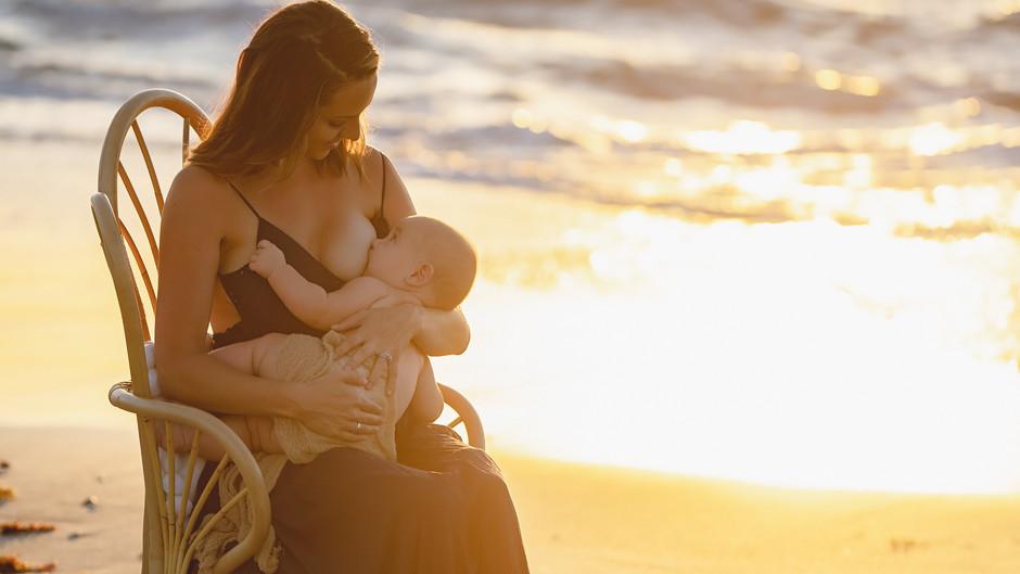 Celebrating National Breastfeeding Month - August 2020