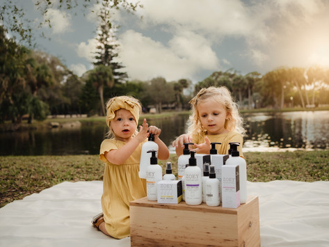 Zoey Naturals - The Space Coast's All Natural Solution for Skincare