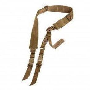 VISM® by NcSTAR® 2 POINT TACTICAL SLING/TAN